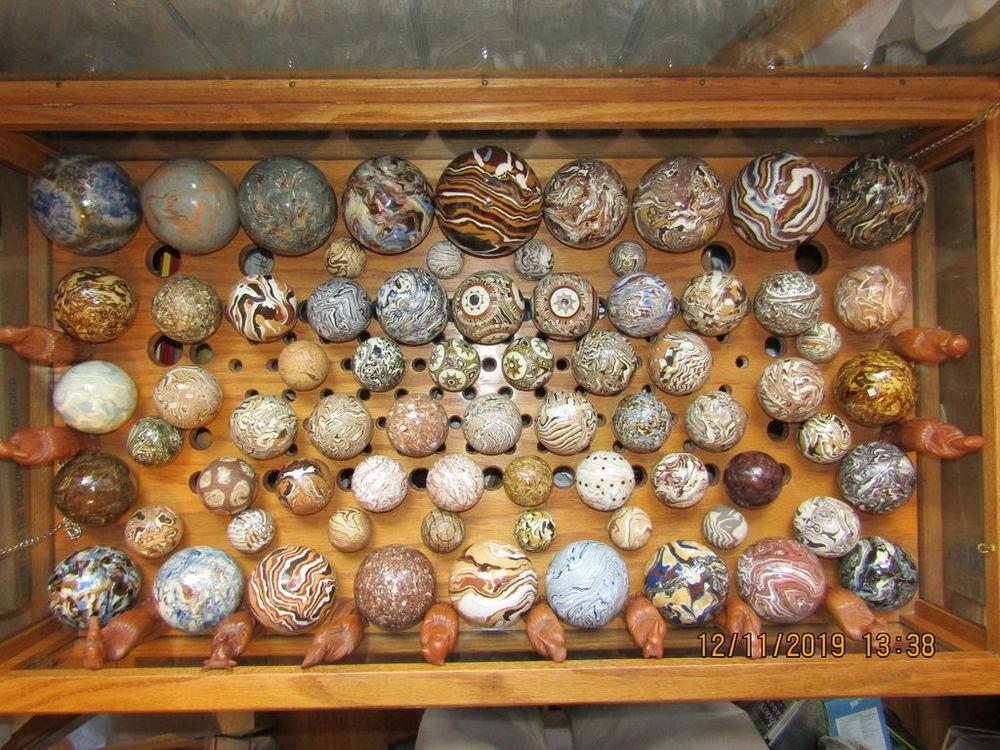 Agateware balls.JPG